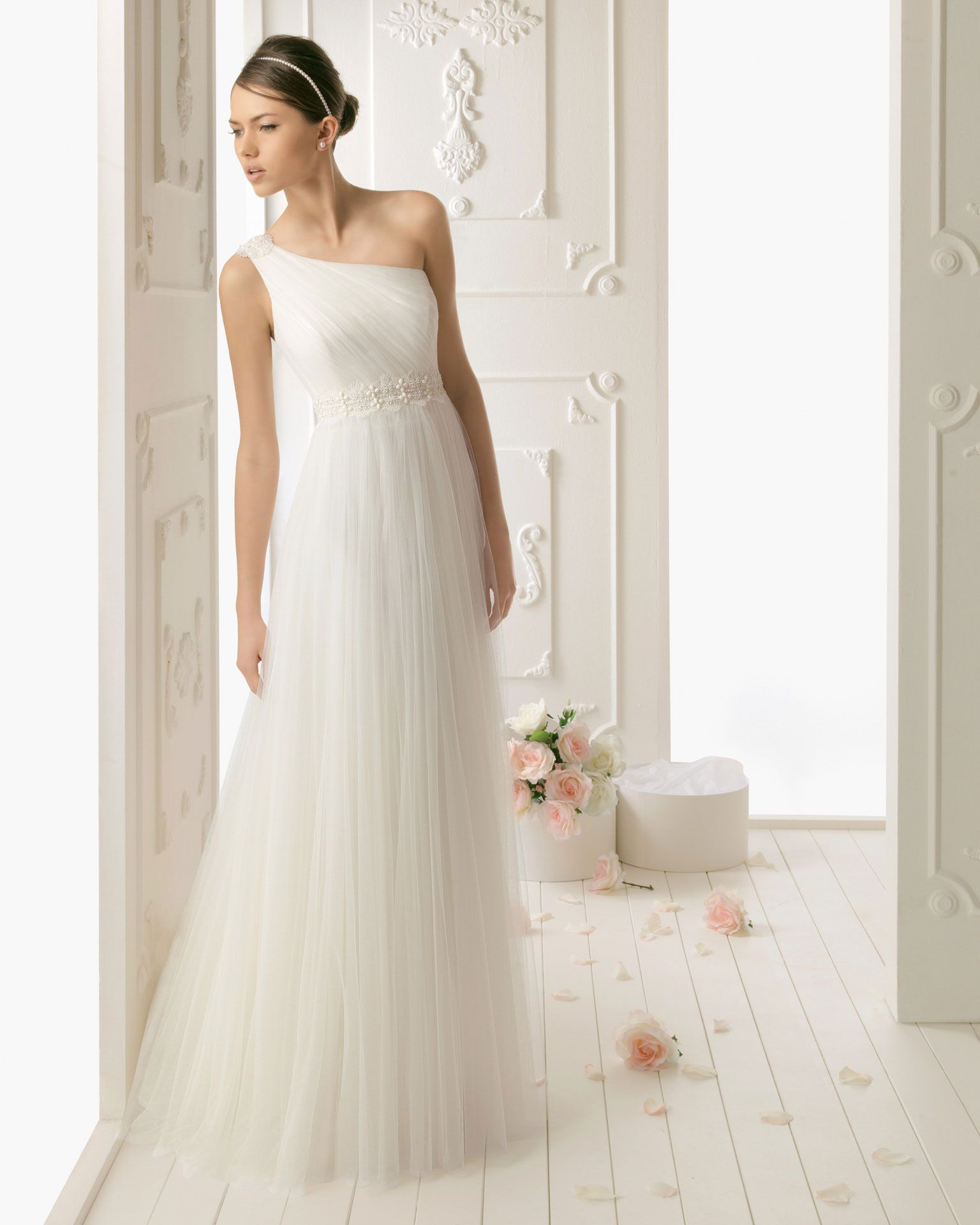 Ecru wedding dress  vestido para boda civil  Buscar con Google  vestidos  Pinterest