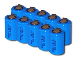 10pcs Tenergy 4 5 Subc 1300mah Nicd Flat Top Rechargeable Battery W Tabs Rechargeable Batteries Flats Top Online Shopping Usa