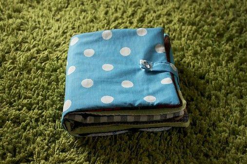 Montessori kniha - bodky