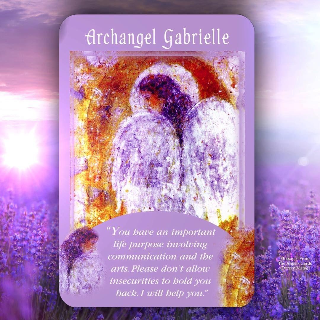 tirage carte des anges Tirage de carte du jour de Doreen Virtue du 20/07/2017. avec vos