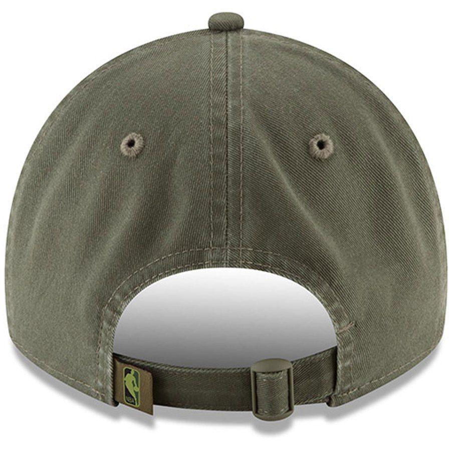 780ed5797e6 Boston Celtics New Era 2018 Tip-Off Series 9TWENTY Adjustable Hat – Olive