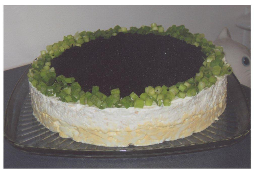 Classic caviar pie catering by debbi covington www