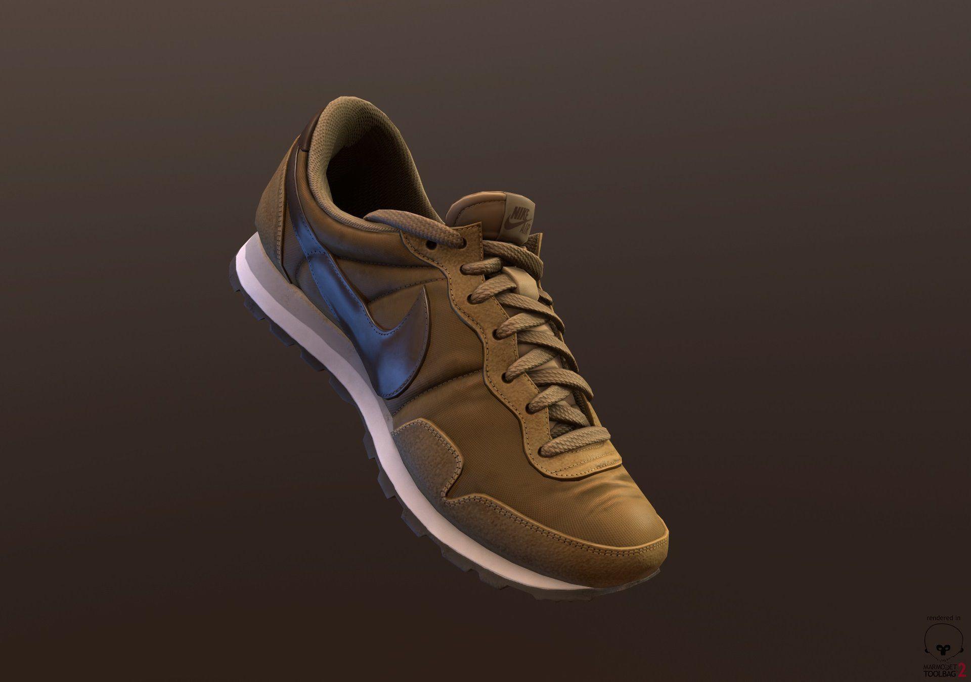 ArtStation - Nike Air Pegasus 83, David Richardson