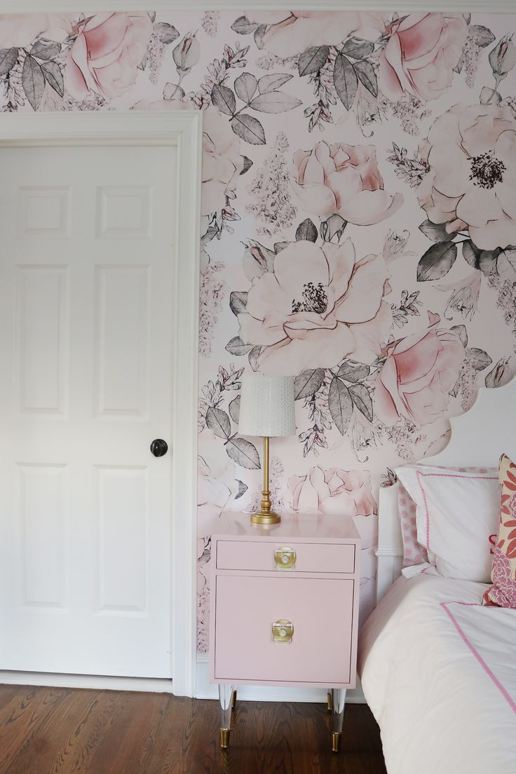 DIY How to Hang Removable Wallpaper  DIY wallpaper ideas