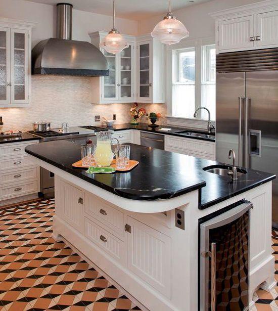 140 Art Deco Kitchens Ideas Kitchen