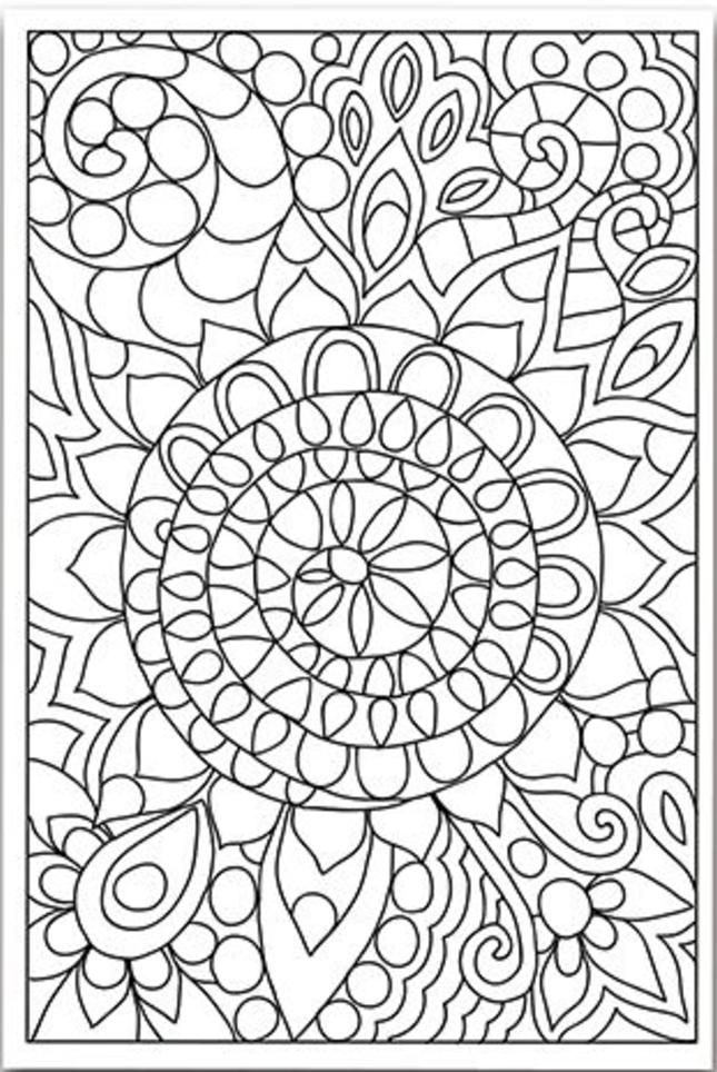 Concours Chameleon Pens Novembre 2016 Chameleon Pens Mandala Coloring Chameleon Art Coloring Pages