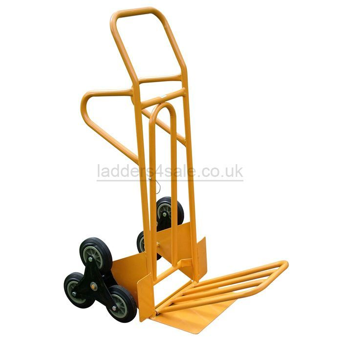 Heavy Duty Stair Climber Truck 250kg Sack Trolley