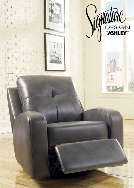 Swivel Glider Rocker Recliner Leather Home Design Ideas