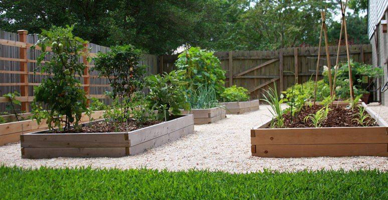 Vegetable Garden Raised Bed Gardening Landscape By Mcdonald
