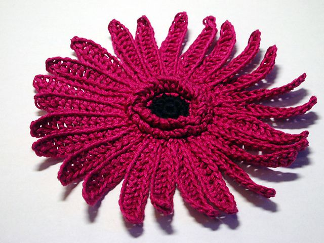 Gerbera Flower Pattern