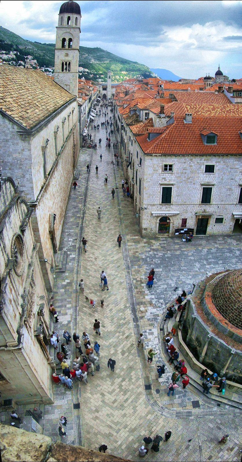 Dubrovnik Croatia Croatia Dubrovnik Croatia Travel