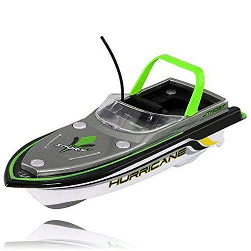 Hotkey Radio RC Remote Control Super Mini Speed Boat Dual Motor Toy