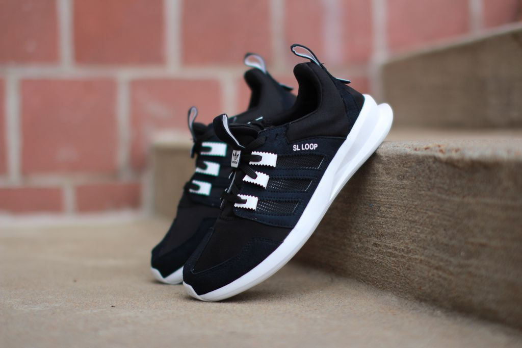 Adidas Sl Loop Runner Black
