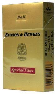 Benson cigarette discount hedge where can i buy sobranie cigarettes in canada