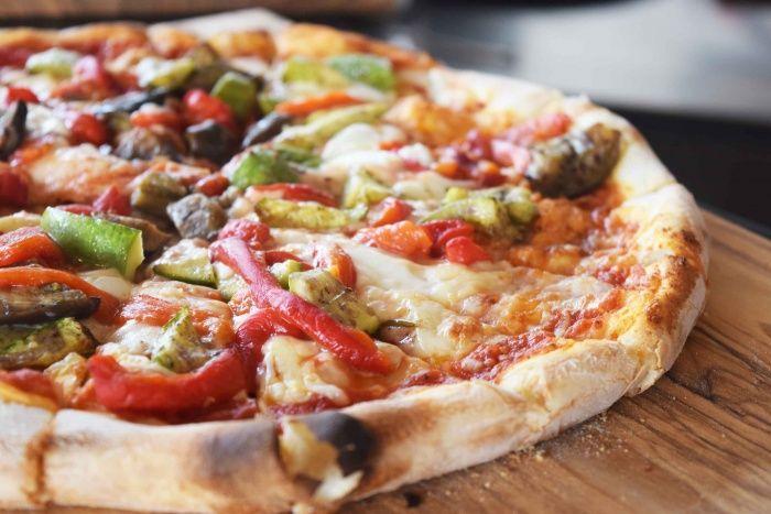 Rosso Italian Restaurant Pizza at ART Rotana in BAhrain