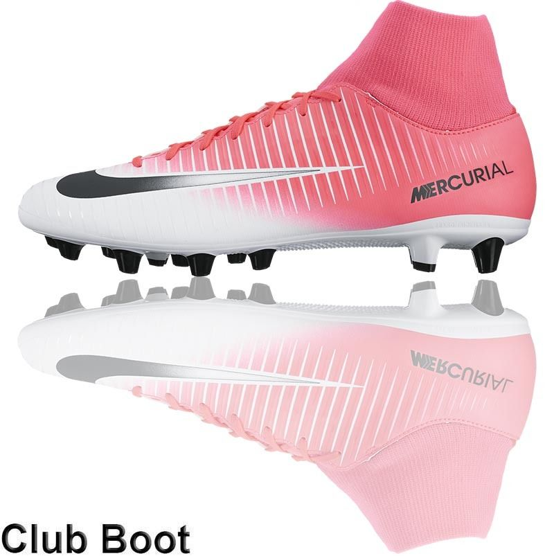80aebc6d3 Designed to give you instant control and deadly speed on artificial 3G turf  pitches, the Nike Mercurial Victory VI football boots feature a dynamic fit  ...
