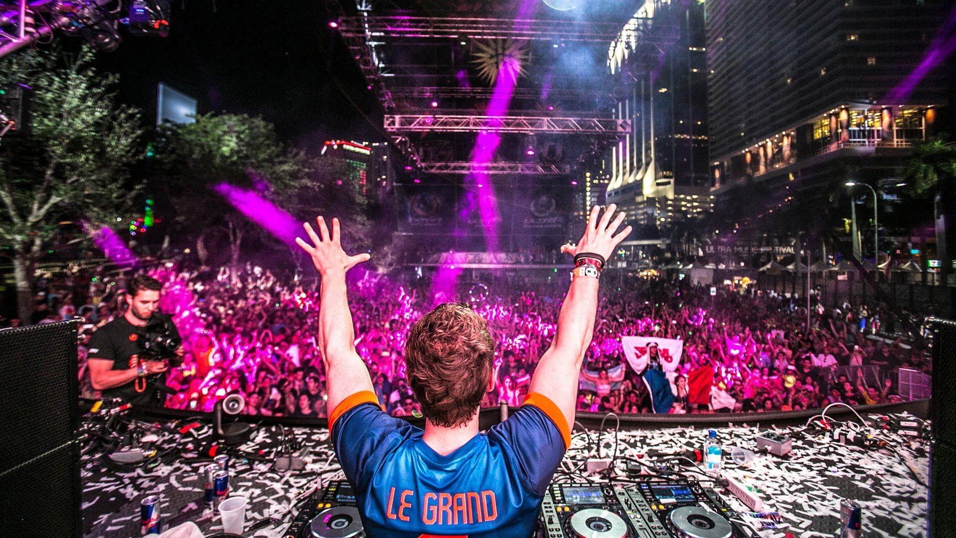 Fedde Le Grand Live At Ultra Music Festival 2014 Ultra Music Festival Electronica Music Ultra Music Festival Miami