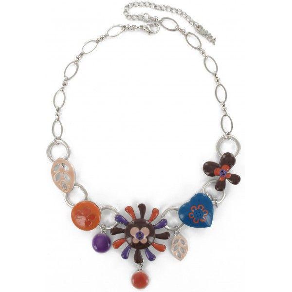 Nouvelle Collection #Noa Les fées papillons - Collier Maggie #bijoux #femme #fantaisie #mode
