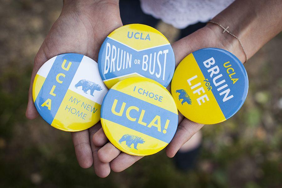 On My Way to UCLA! Ucla, My way, I school