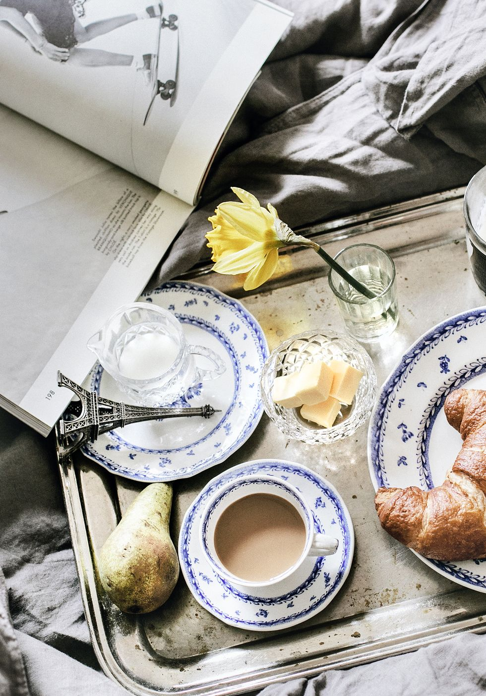 Aamiainen ranskalaisittain | Lily.fi