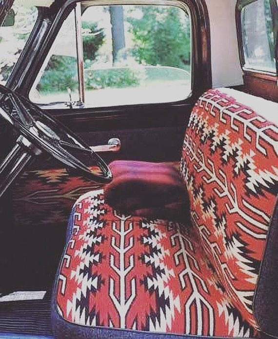 Astonishing The Jack Kerouac Chevy Gmc 1960 1966 Custom Truck Bench Pdpeps Interior Chair Design Pdpepsorg