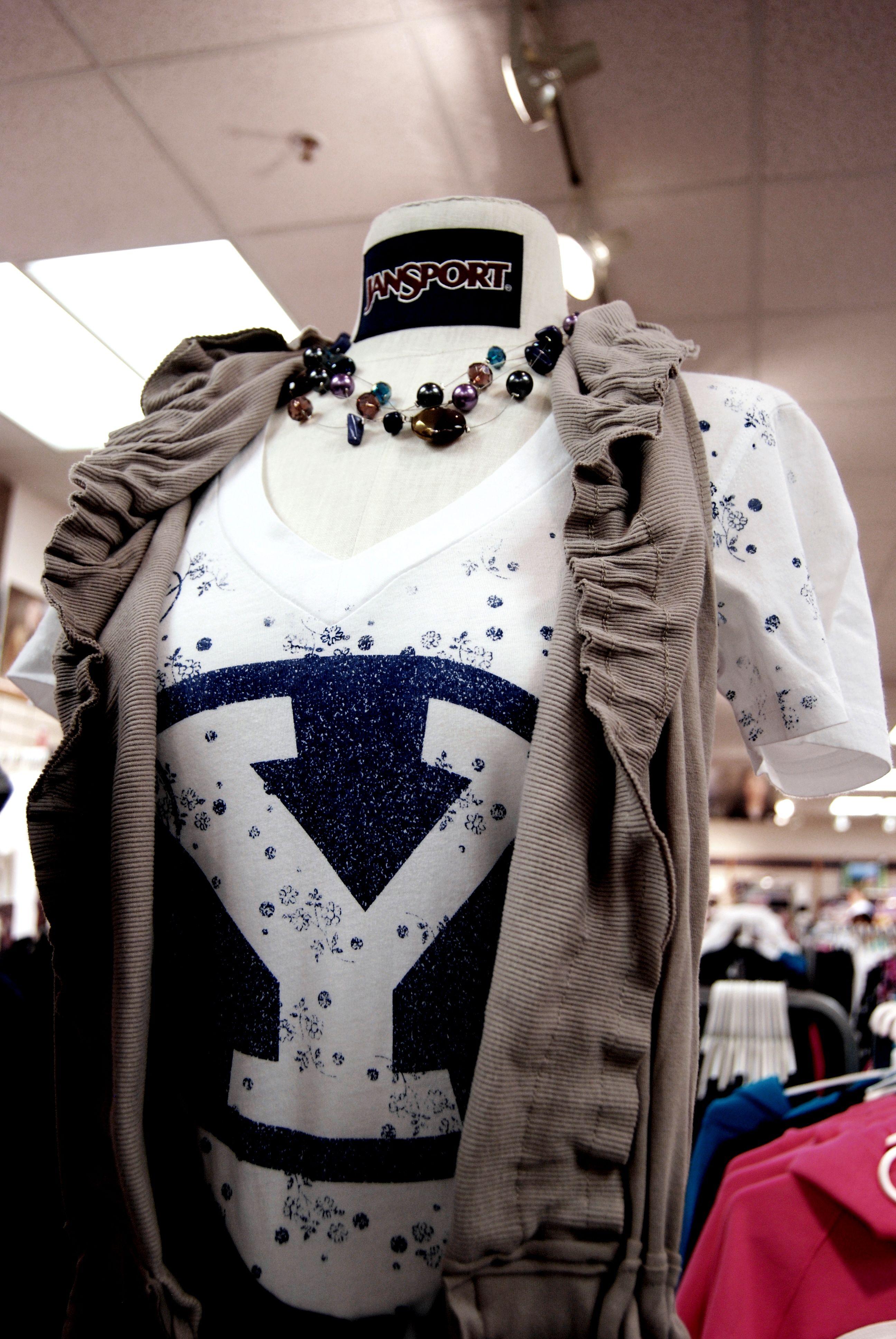 You Know Byu Rocks Mormonlink Lds Byu Byu Lds Byusports Cool Outfits Byu Football Byu Sports