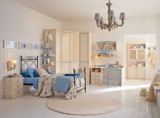 Good-Looking Girls Bedroom Ideas With Swingeing
