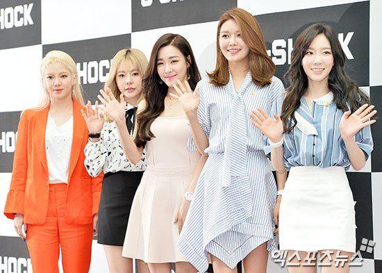 #Taeyeon #Sunny #Tiffany #Hyoyeon #Sooyong #Yuri #Yoona #Seohyun #GIRLSGENERATION #소녀시대 #少女時代#SNSD #SONE #PINKOCEAN #kpop #seoul #korea #CASIO