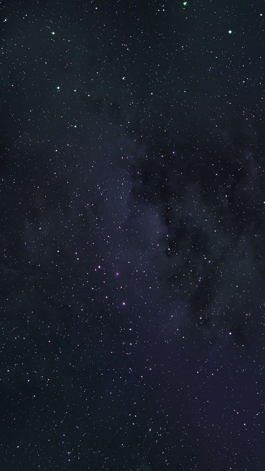Stars In The Night Fond Etoile
