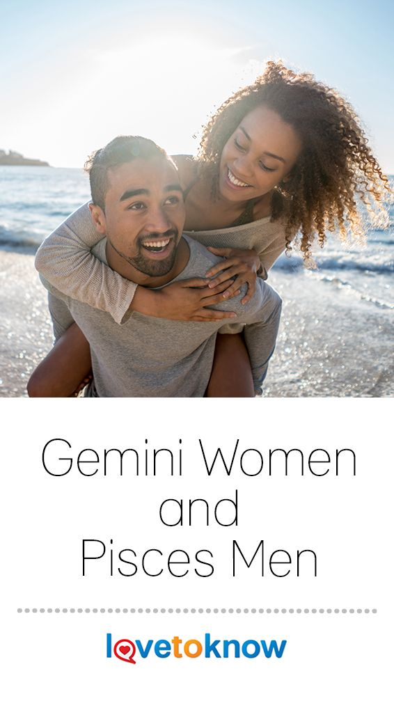 Gemini Women and Pisces Men | LoveToKnow | Gemini woman