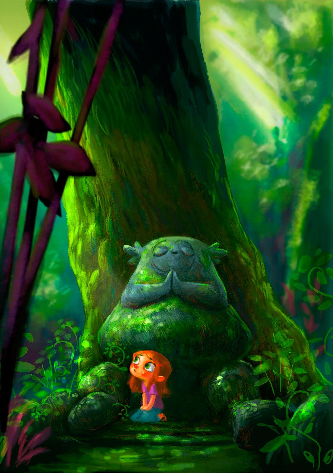 The Art Of Animation, Caroline Piochon