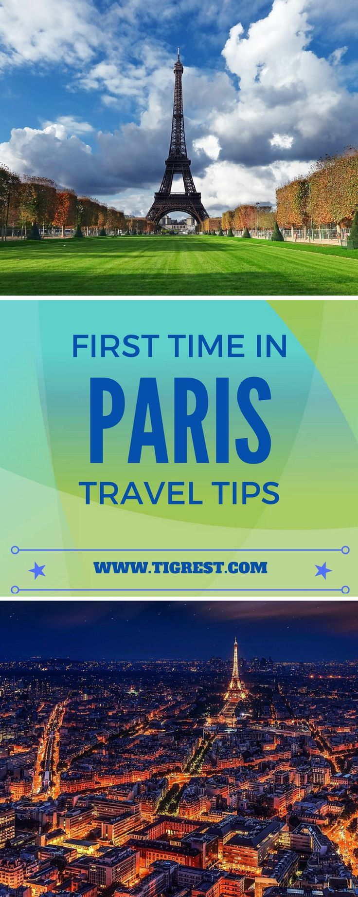 First time in Paris? Visiting this amazing city is both exciting and unforgettable. So how to spend your first few days? Read more to find out