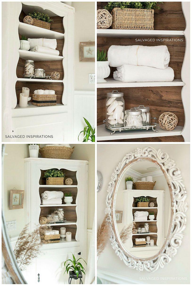 Tall Corner with Lowes Barnwood Diy furniture