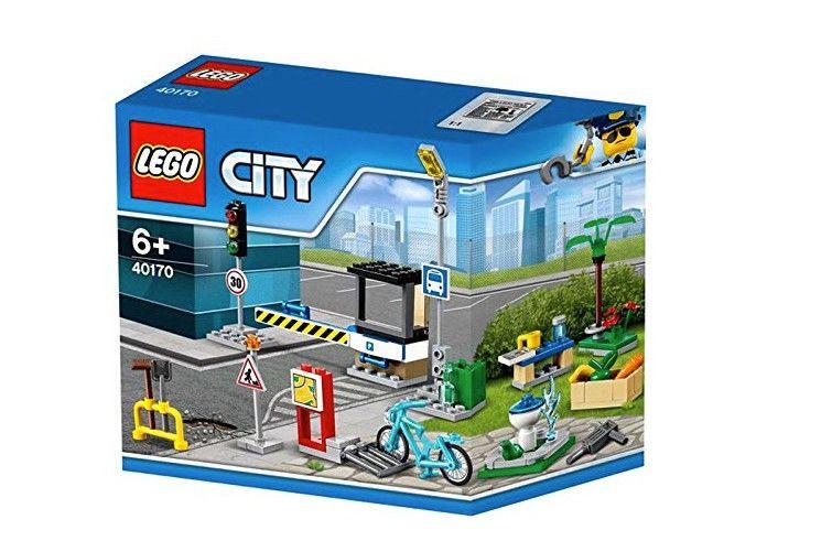 Lego 40170 Lego City Build My City Accessory Set W Free Shipping Afflink Lego City Sets Lego City Lego Sets