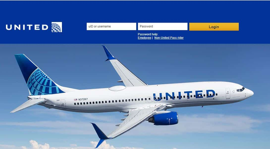 United Airlines Skynet Employee Login Flyingtogether Ual Com United Airlines The Unit Employee