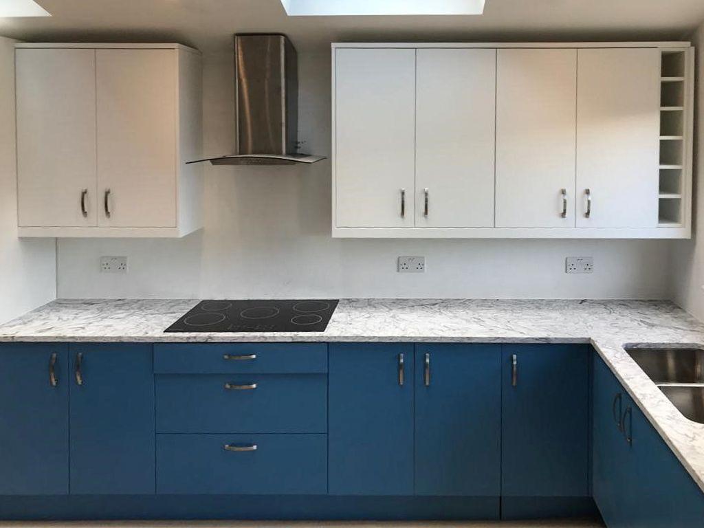 Unistone White Fusion Kitchen Worktop Chris Kitchen Kitchen