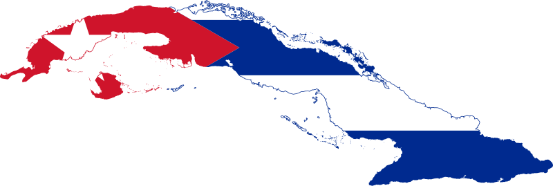 File:Flag-map of Cuba.svg