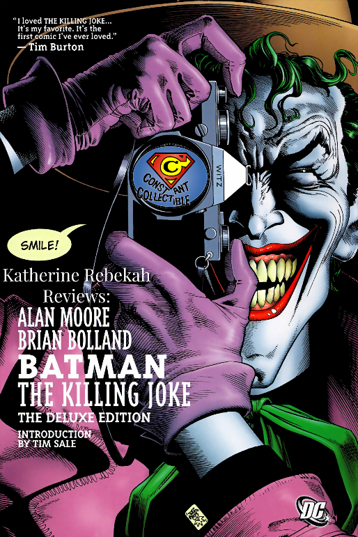 When Joker escapes once more from Arkham Asylum, he's out to prove a point: that any man can be driven to insanity in just one bad day. Batman: The Killing Joke is one of the most iconic Bat…