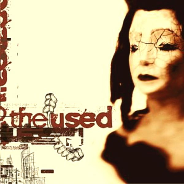 The Used The Used My Cd Audio Collection Pinterest Music