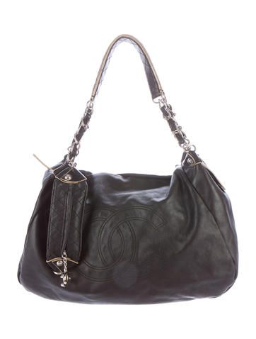Leather Edgy Tote