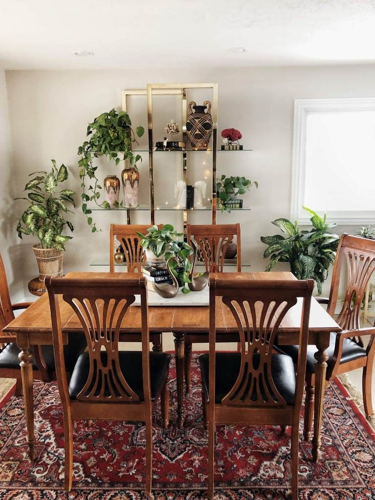 An Eclectic '70s Home Filled With Vintage Finds - Jenasie Earl - The Interior Editor