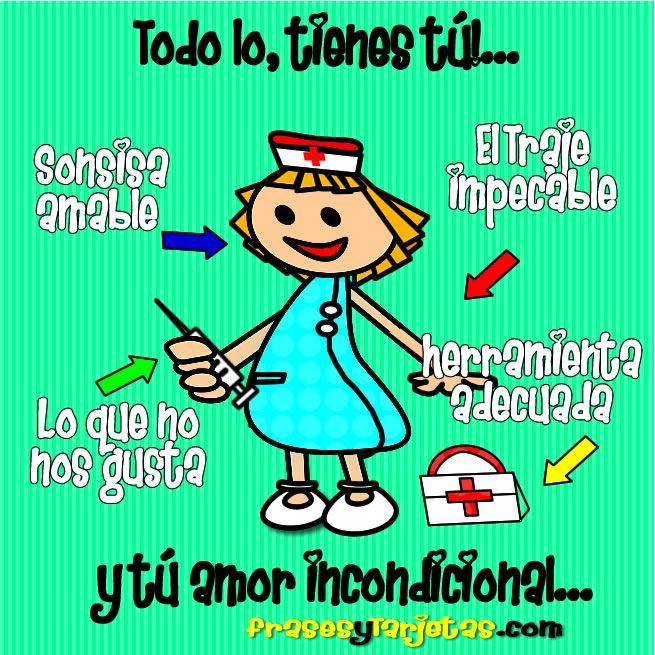 Feliz Dia De La Enfermera Mas