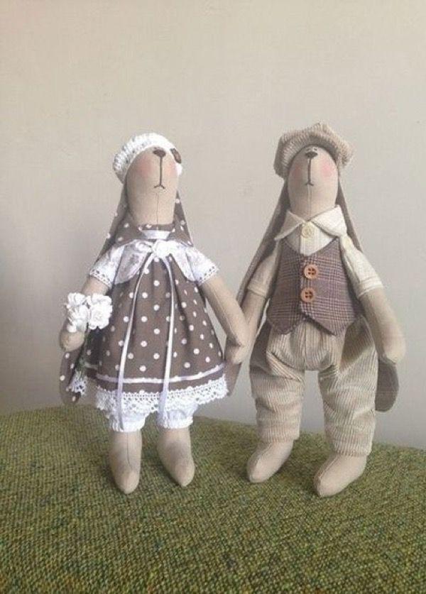 Заяц тильда выкройка одежды 🥝 схемы зайцев для начинающих ...