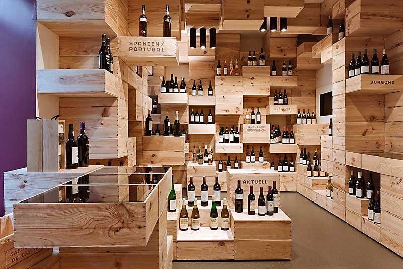 оформление винного магазина фото год