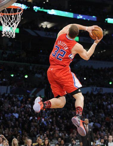 Photos NBA Slam Dunk Contest