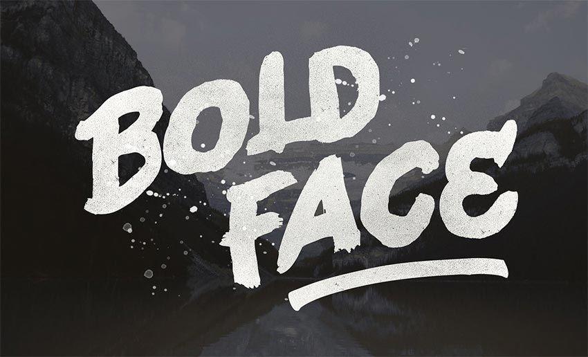 Best free bold fonts for big headings best fonts pinterest