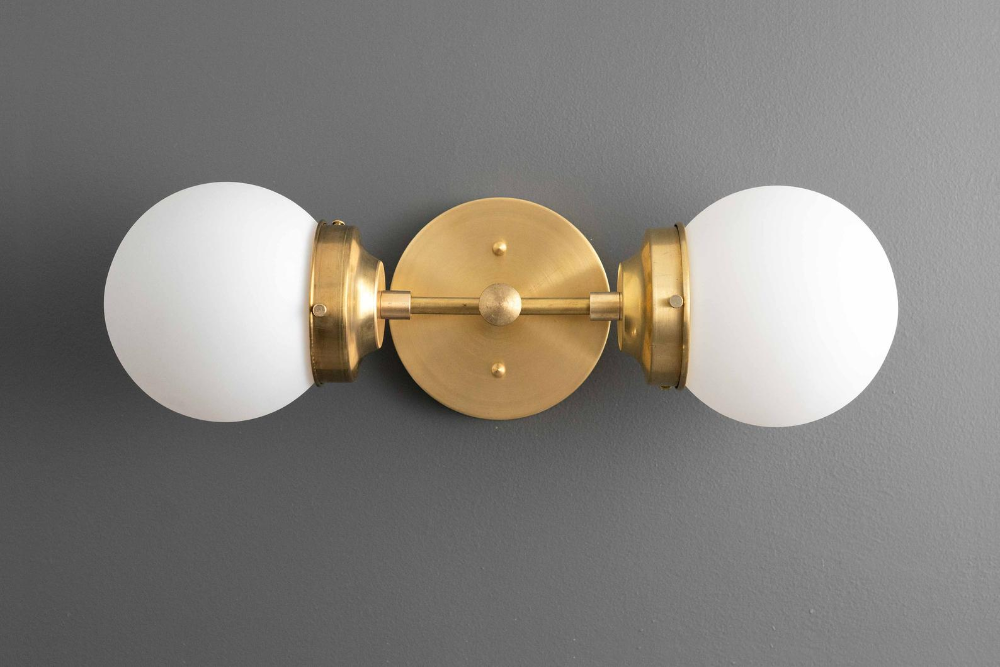 Art Deco Wall Sconce Modern Vanity