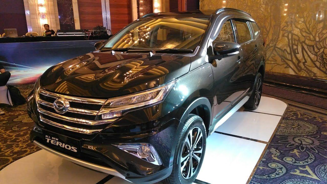 Daihatsu New Terios Merupakan Mobil Suv Compact Dengan Kapasitas 7 Penumpang Daihatsu New Terios Bermesin 1 500 Vvti Yang B
