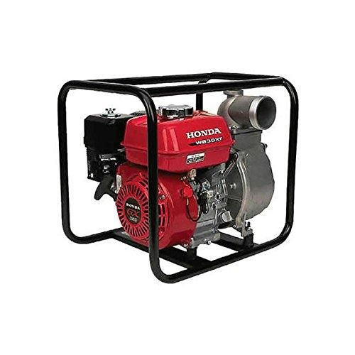 Honda Wb30xt3a 290 Gpm 3 Water Pump Honda Pumps Portable Generator