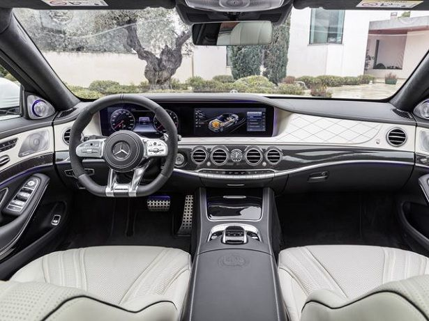 The 2018 Mercedes Benz S Cl Interior Image Is Added In Car Pictures Category By Author On Dec 29 2017